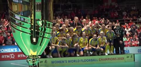 Sverige bäst i världen – se highlights från finalen!